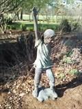 Image for Handstanding - Botanical Garden of the Ozarks - Fayetteville AR