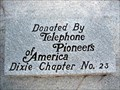 Image for Telephone Pioneers of America Flagpole