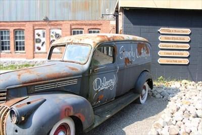 1941 Chevy Panel Van - Bracebridge, Ontario - Permanent Car