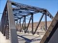 Image for Bridge over Barstow Rail Yards - Satellite Oddity - California.