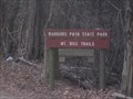Image for Darwin's Revenge mountain bike trail at Warriors Path State Park