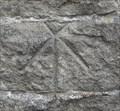 Image for Cut Mark on Tottleworth Bridge Over Leeds Liverpool Canal – Rishton, UK