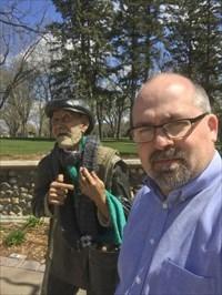 Potato Man Sculpture - Sioux Falls, SD