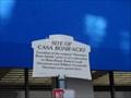 Image for Robert Louis Stevenson Sign- Monterey, CA