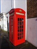 Image for Red Telephone Box - Ovington Street, London, UK