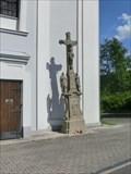 Image for Churchyard Cross - Karviná, Czech Republic