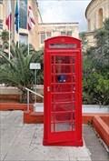 Image for Red Telephone Box — Mosta, Malta