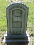 Image for Rev. Andrew Cumming - Dry Creek Cemetery - Kaufman County, TX