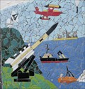 Image for Aberporth Community History - Mosaic - Ceredigion, Wales.