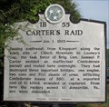 Image for Carter's Raid  -  Kyles Ford, TN