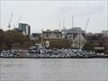 Image for 'Dazzle' (HMS President) - Victoria Embankment, London, UK