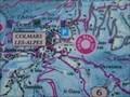 Image for Vous êtes ici - Plan des randonnées - Colmars les Alpes, France