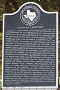 Image for Tidmore Cemetery