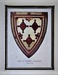 Image for Arms of Thomas Randolph, 1st Earl of Moray  - The Parish Church of St. John the Baptist, The Royal Chapel - St. John's, Isle of Man