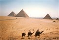 Image for The Three Major Pyramids - Giza, Egypt