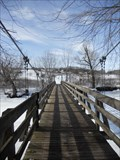 Image for Big Sioux Recreation Area Suspension Bridge