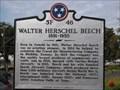 Image for Walter Herschel Beech - Pulaski, TN