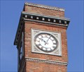 Image for Old Fire Station 1 Clock -- Hamstead High Street, Hampstead, London, UK