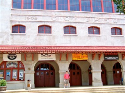 Sfwife at Cowtown Coliseum