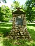 Image for Elihu Burritt Monument - New Marlborough, MA