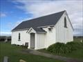 Image for Wheriko (Jericho) Anglican Church - Parewanui, New Zealand