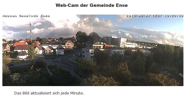 Webcam Ense Bremen