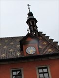 Image for Uhr/Clock - Dinkelsbühl, Bavaria, Germany