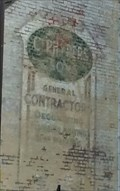 Image for General Contractors Ghost Sign - Union Street, Bedford, Bedfordshire, UK