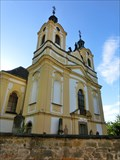 Image for The Church of Elevation of Holy Cross - Ostružno, Czech Republic