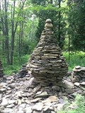 Image for Shindagin Hollow Forest Cairn, Caroline, NY