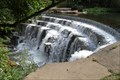 Image for Weir on the Wye, Monsal Dale, Derbyshire.