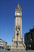 Image for Albert Memorial Clock, Belfast