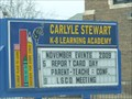 Image for Stewart Elementary School, Detroit, Michigan