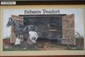 Image for Wandmalerei Schmiede Peuckert - Kurort Hartha, Lk. Sächs. Schweiz-Osterzgebirge, Sachsen, D