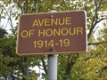Image for Avenue of Honour - Smythesdale, Vicforia, Australia