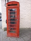 Image for Red Phone Box - Llandewi-Brefi - Ceridigion, Wales.
