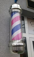 Image for Barber Pole in Ramstein, Rheinland-Pfalz, Germany