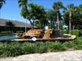 Image for Periwinkle Place Fountain, Sanibel Island, Florida, USA