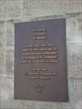 Image for Deportation Plaque - Martinskirche Stuttgart, Germany, BW