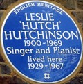 "Image for Leslie ""Hutch"" Hutchinson - Steele's Road, London, UK"