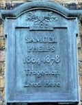 Image for Samuel Phelps - Canonbury Square, London, UK
