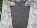 Image for Colonel William Crawford PLAQUE - Connellsville, PA
