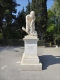 Image for Wood Breaker Sculpture - Athens, Greece