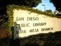 Image for  San Diego Public Library - Mira Mesa Branch