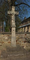 Image for Kreuz (Sandstein), Kirchplatz - Bad Münstereifel - NRW / Germany