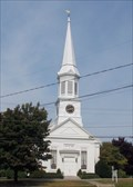 Image for First Parish Church Steeple - York, ME