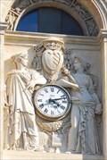 Image for Horloge de la Sorbonne #1 - Paris, FRance