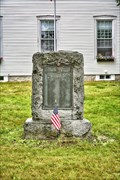 Image for WWI Honor Roll Memorial - Cherryfield ME