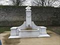 Image for La statue-fontaine d'Auguste-Angellier - Boulogne-sur-mer, France