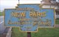 Image for Blue Plaque: New Paris